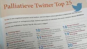 Palliatieve Twitter Top 25