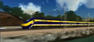 Snelle trein